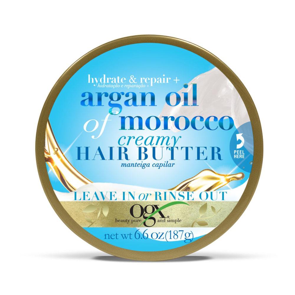Hair Butter Argan Oil of Morocco OGX 187g