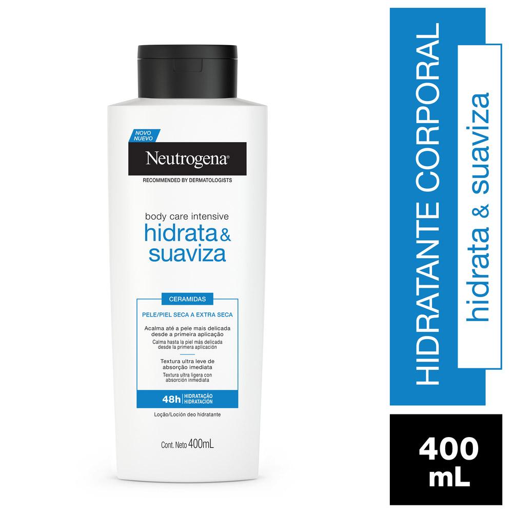Hidratante Corpo Neutrogena Body Care Int Hidra/Suav 400ml