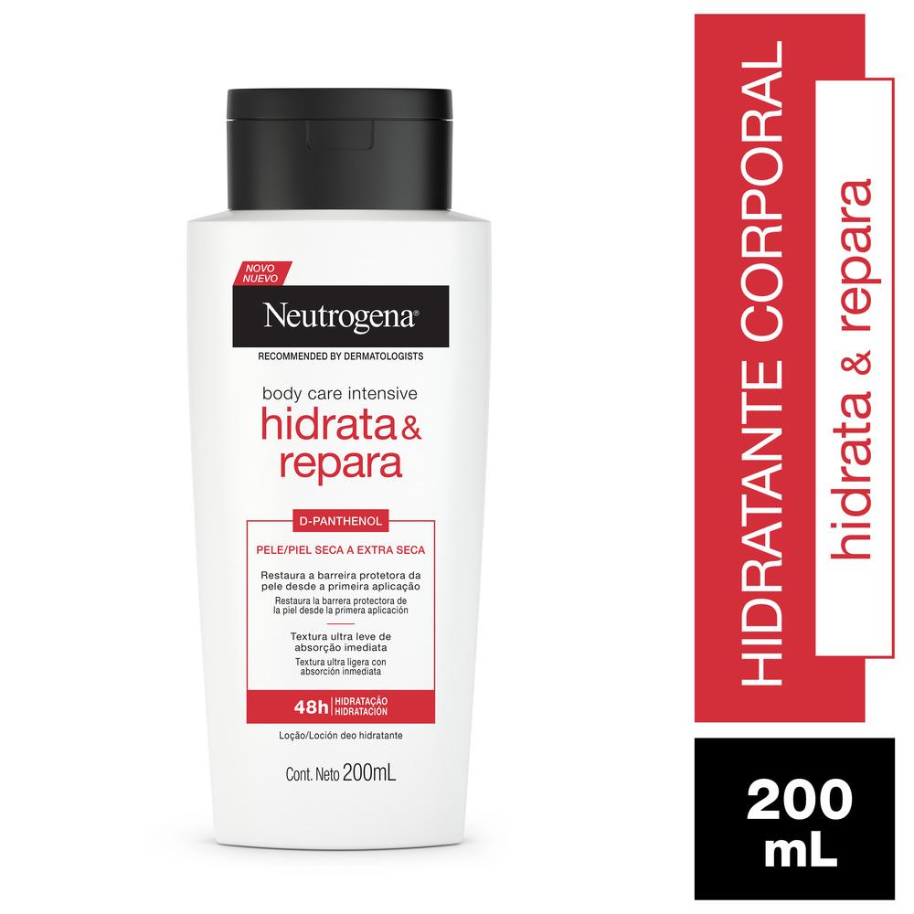 Hidratante Corpo Neutrogena Body Care Inte Hidra/Repar 200ml