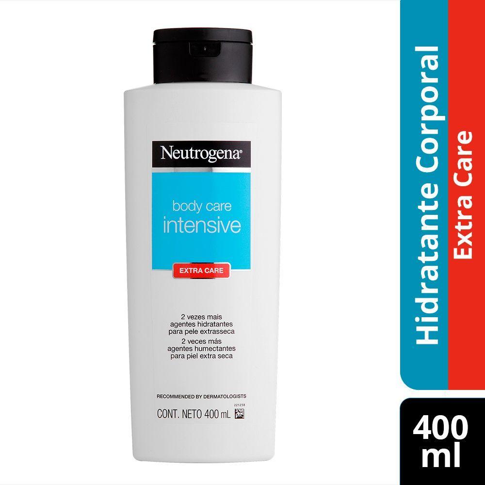 Hidratante Corpo NEUTROGENA BODY CARE Intensive ExCare 400ml