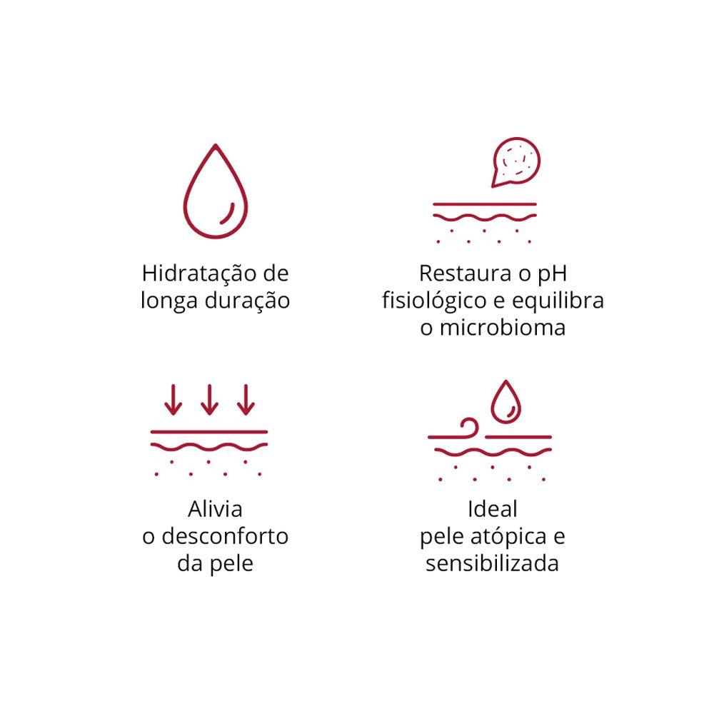Hidratante Corpo NEUTROGENA Norwe Fór Int Fragrância 500ml