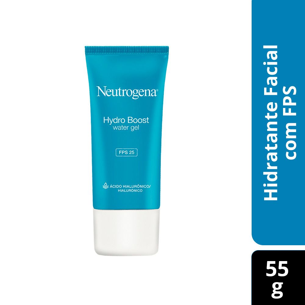 Hidratante Facial NEUTROGENA Hydro Boost Water FPS 25 55g