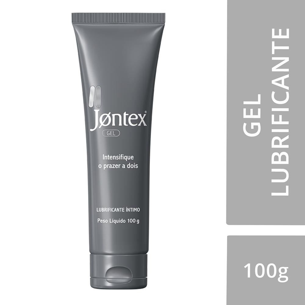 Kit c/ 2 Gel Lubrificante JONTEX Neutro Bisnaga 100g