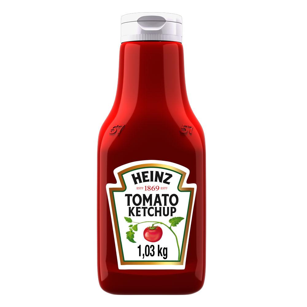 Kit c/ 2 Ketchup Heinz 1,033Kg