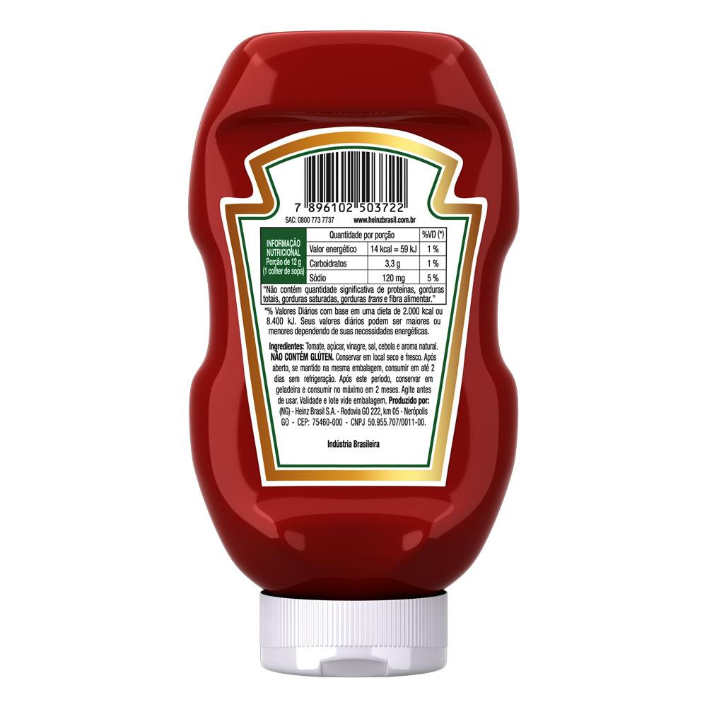 Kit c/ 2 Ketchup Heinz 567g