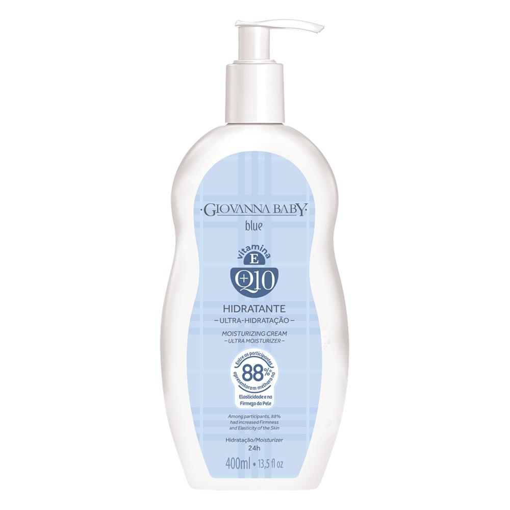 Kit c/ 3 Loção Hidratante Blue Giovanna Baby 400 ml