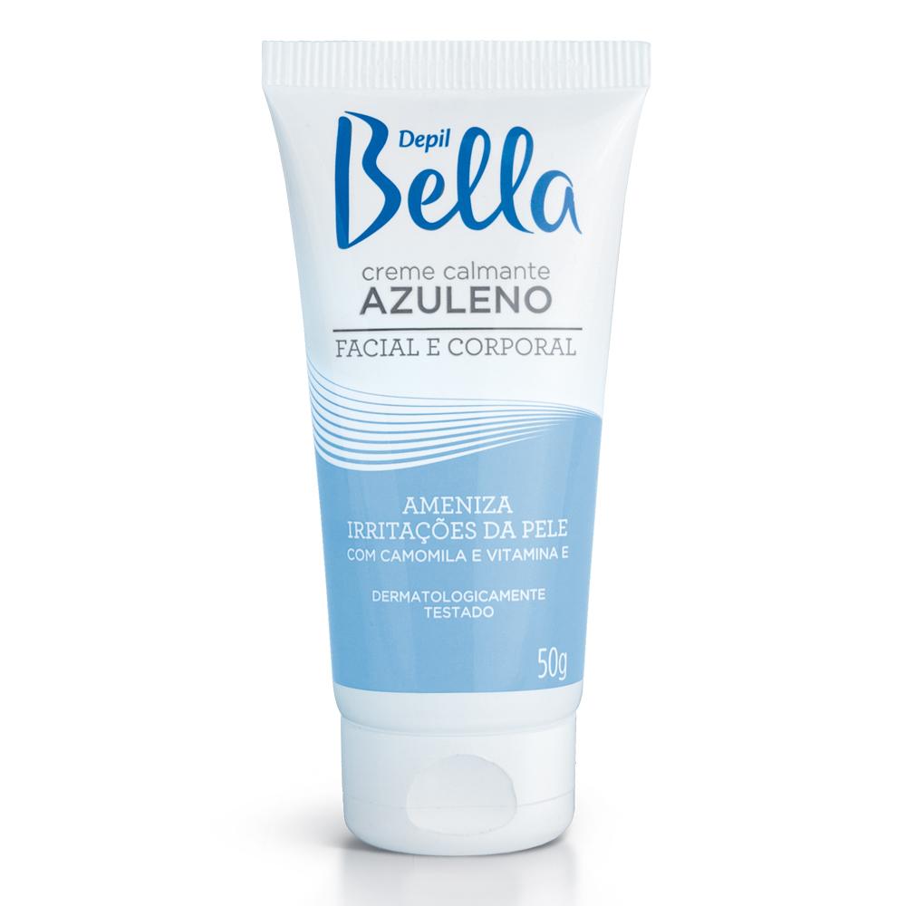 Kit c/ 4 Creme Azuleno Depil Bella Deo 50g