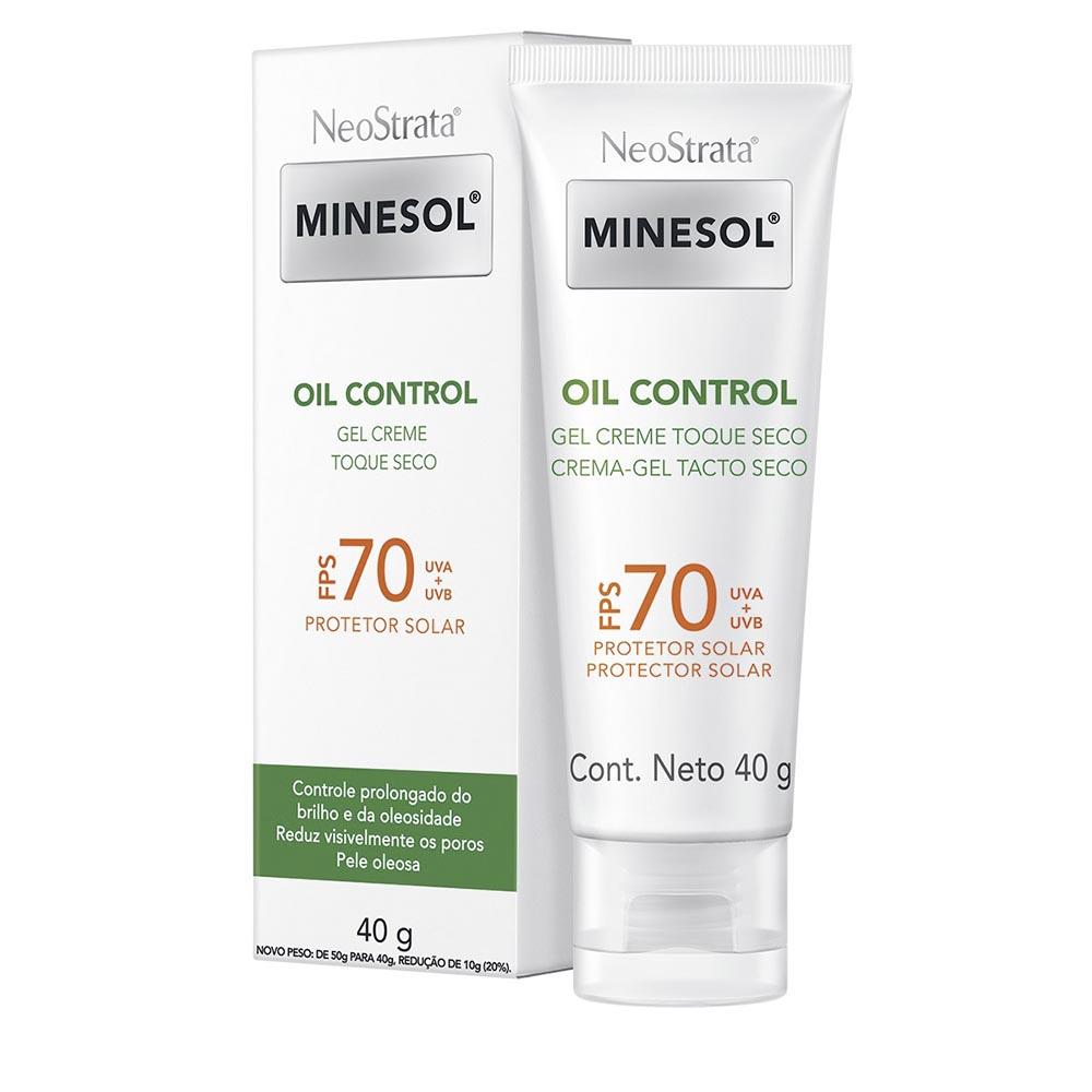 Kit com 2 Neostrata Minesol Oil Control FPS 70 40g