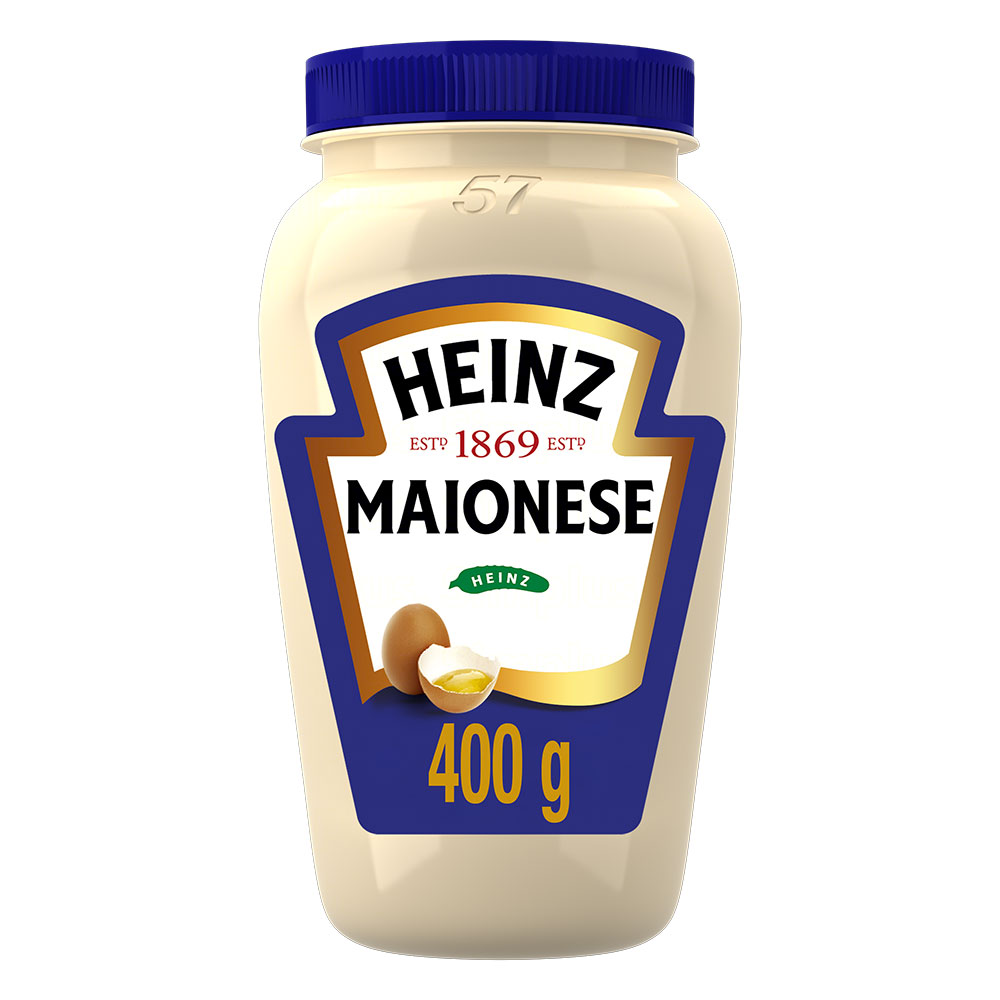 Maionese Heinz Tradicional 400g