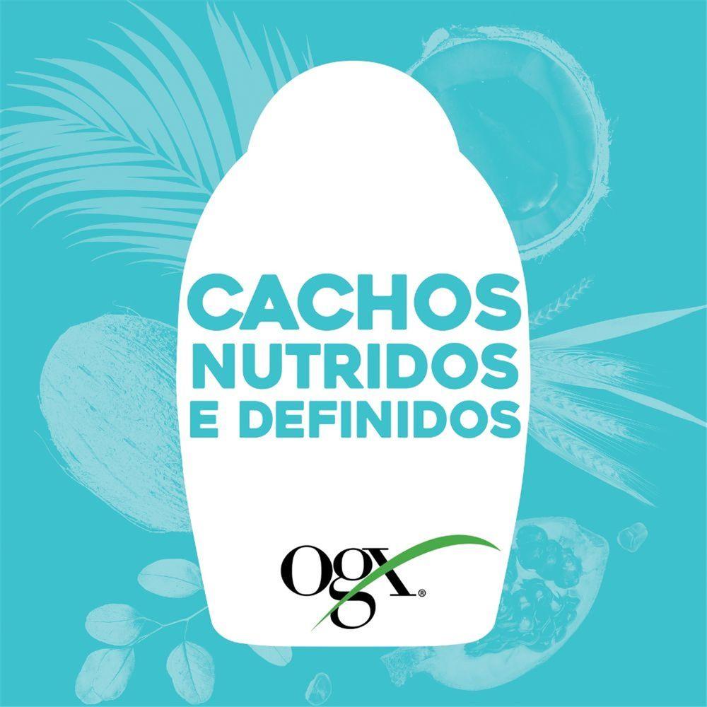 Manteiga Capilar OGX Coconut Curls 187g
