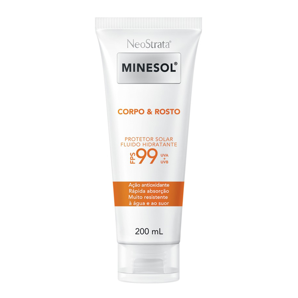 Neostrata Minesol Corp/Rost Prot Sol Hidr/Antiox FPS99 200ml