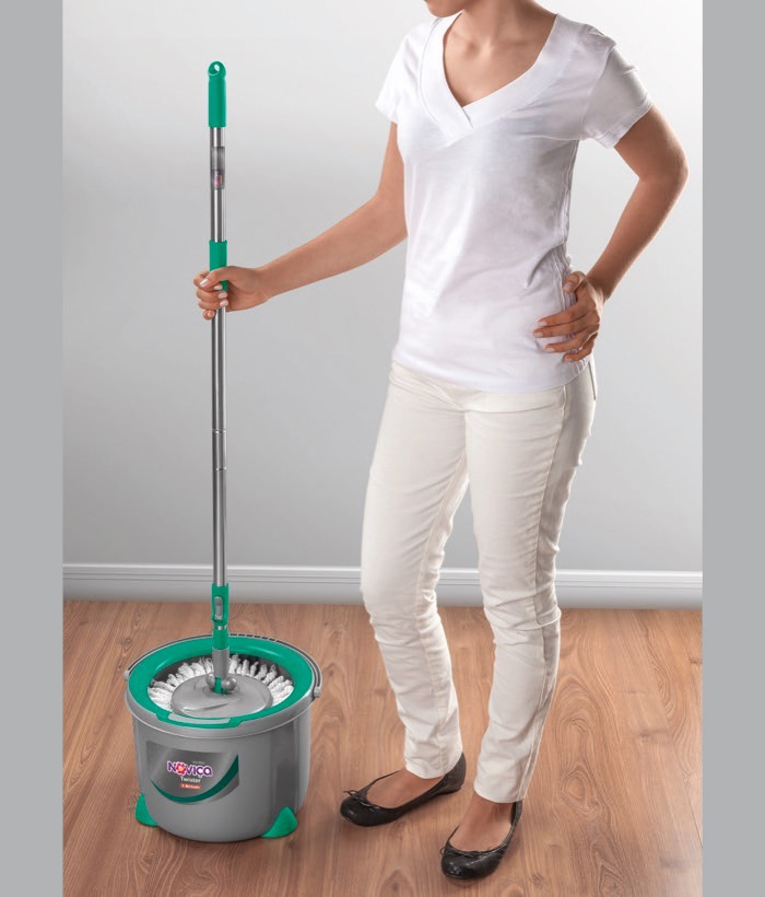 Noviça Balde + Mop Twister 6 L