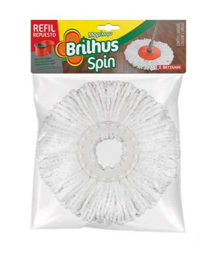 Refil Cordões Brilhus Balde Spin