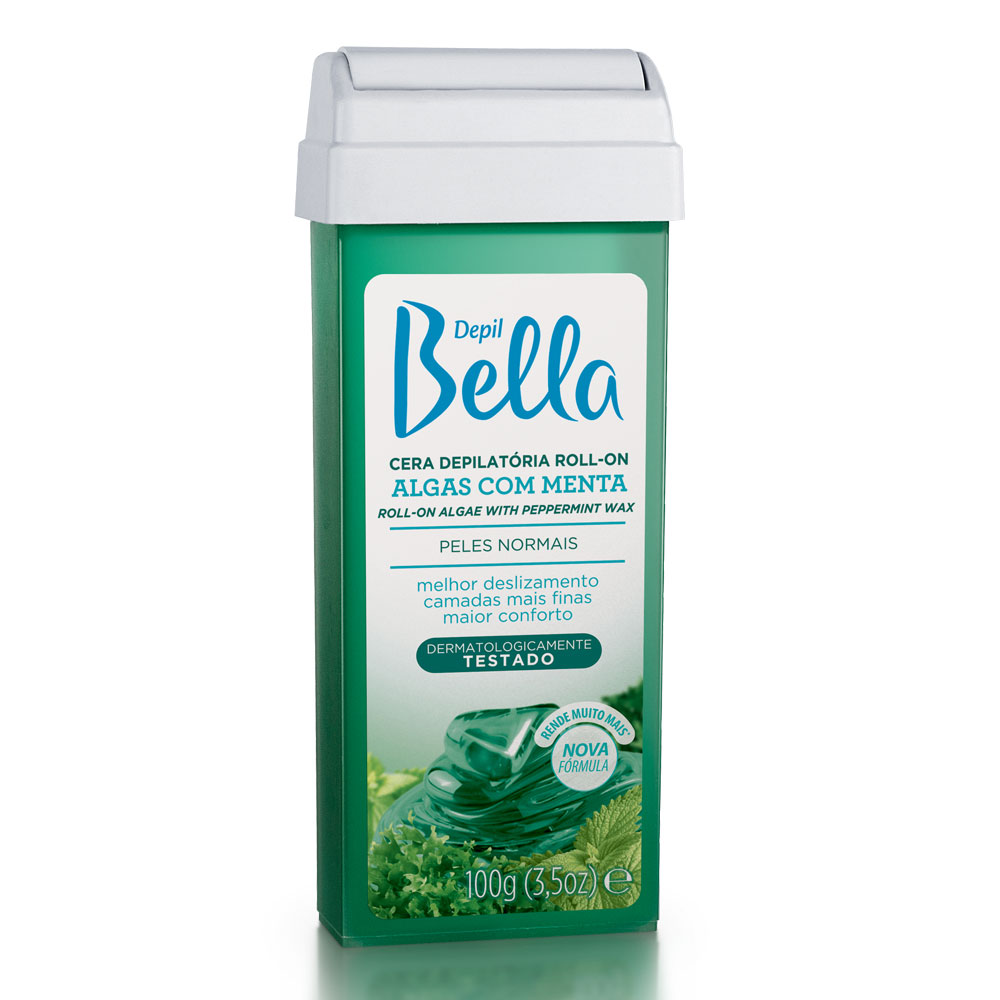 Refil de Cera Rol-lon Depil Bella 100g