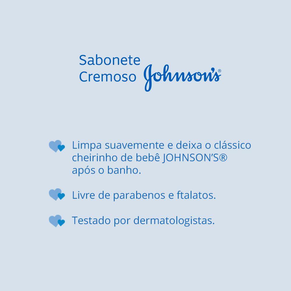 Sabonete em Barra JOHNSON?S Baby Original 80 g