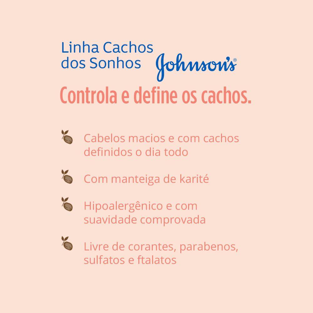 Shampoo JOHNSON'S Baby Cachos Definidos 200ml