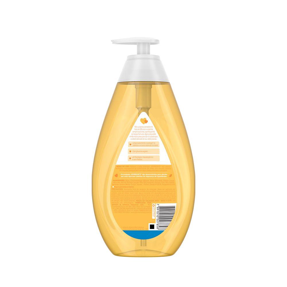 Shampoo JOHNSON'S Baby Regular 750ml