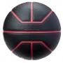 Bola De Basquete Nike Jordan Hyper Grip 4P - Borracha - Indoor / Outdoor