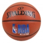 Bola De Basquete Spalding NBA All Star Laranja - Microfibra - Indoor / Outdoor