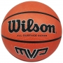 Bola de Basquete Wilson MVP - Borracha - Tam 7 - Indoor / Outdoor