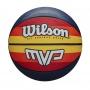 Bola de Basquete Wilson MVP Retro - Borracha - Tam 7 - Outdoor