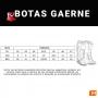 Bota Gaerne Cross GX1 Goodyear - Vermelha