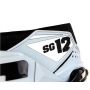 Bota Gaerne Cross SG12 - Cinza/Magnesium