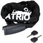 Cadeado de Corrente Revestida para Bike Atrio 8mm