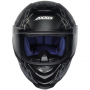 Capacete Axxis Eagle Bullcyber Matte - Cinza