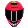 Capacete Axxis Eagle Marianny Celebrity Edition MG16 Gloss - Rosa