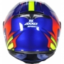 Capacete Axxis Eagle Speed Gloss - Azul