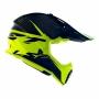 Capacete LS2 Fast MX437 Roar Matte - Amarelo