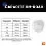 Capacete LS2 FF353 Rapid Bravado - Amarelo