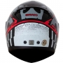 Capacete LS2 FF353 Rapid Bravado - Vermelho