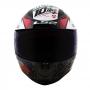 Capacete LS2 FF353 Rapid Thunder - Vermelho