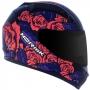 Capacete Norisk FF391 Bed Of Roses Matte - Rosa