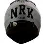 Capacete Norisk FF391 Stunt Knight - Prata