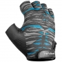 Luva Bike Poker Antishock Gel Energy - Azul