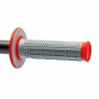 Manopla Renthal Dual MX Tapared Diamond / Waffle - Soft/Firm (50/50)