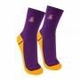 Meia NBA Lakers Cano Médio 39-43
