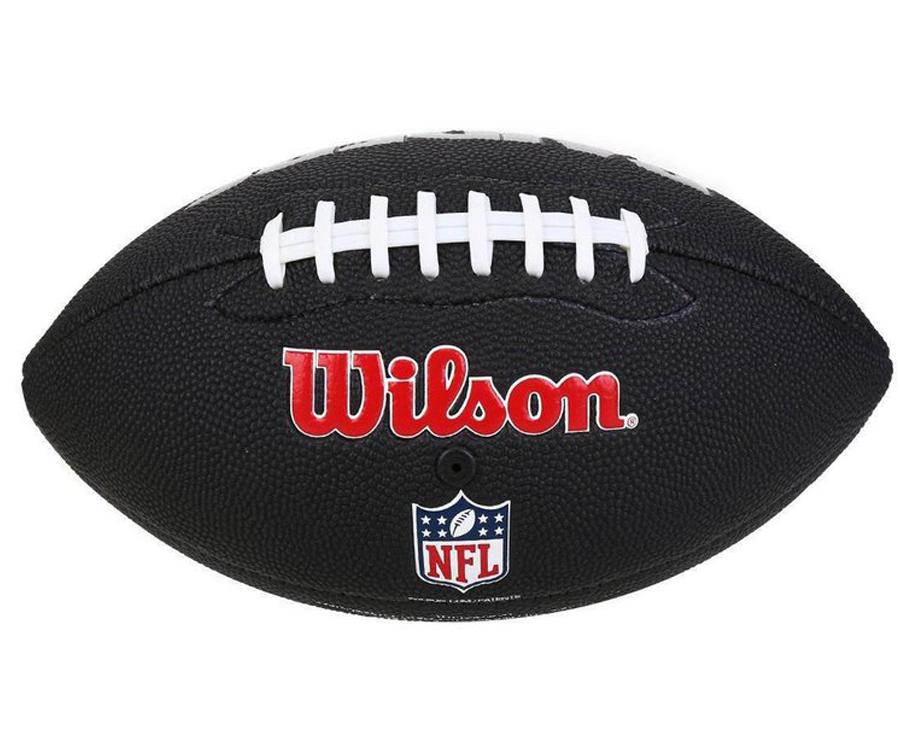 Bola de Futebol Americano Wilson Nfl Team Logo Jr