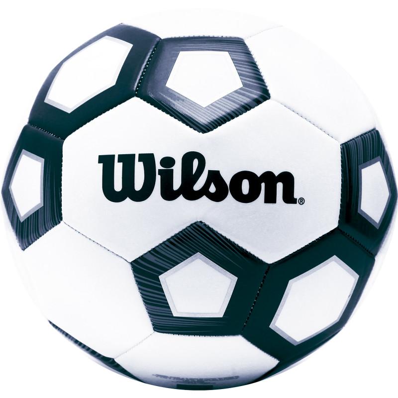 Bola de Futebol Wilson Pentagon - Preta