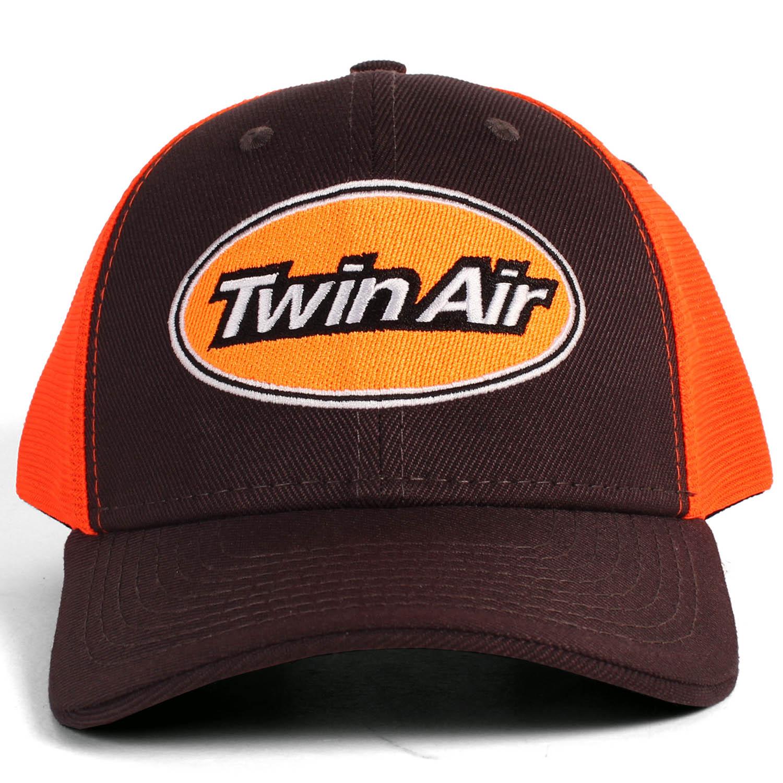 Boné Twin Air Logo - Laranja