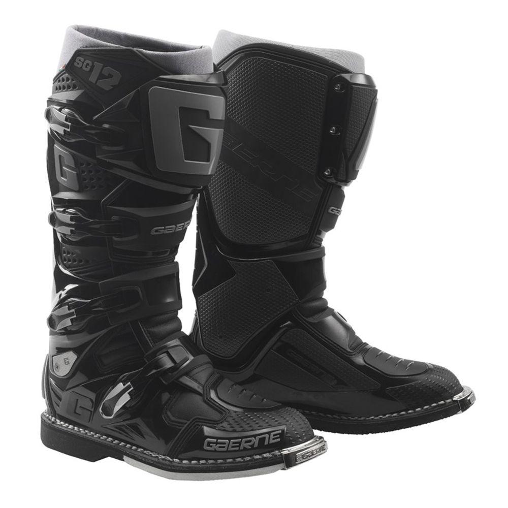Bota Gaerne Cross SG12 - All Black