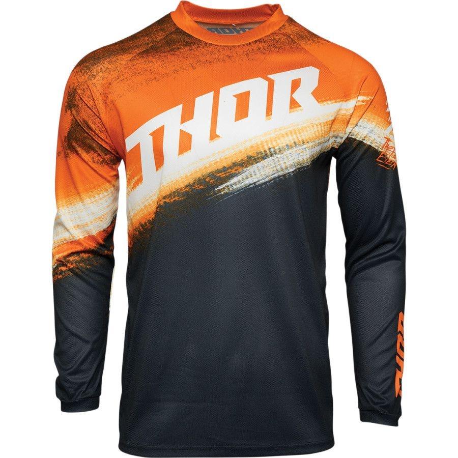 Camisa Thor Sector Vapor - Laranja