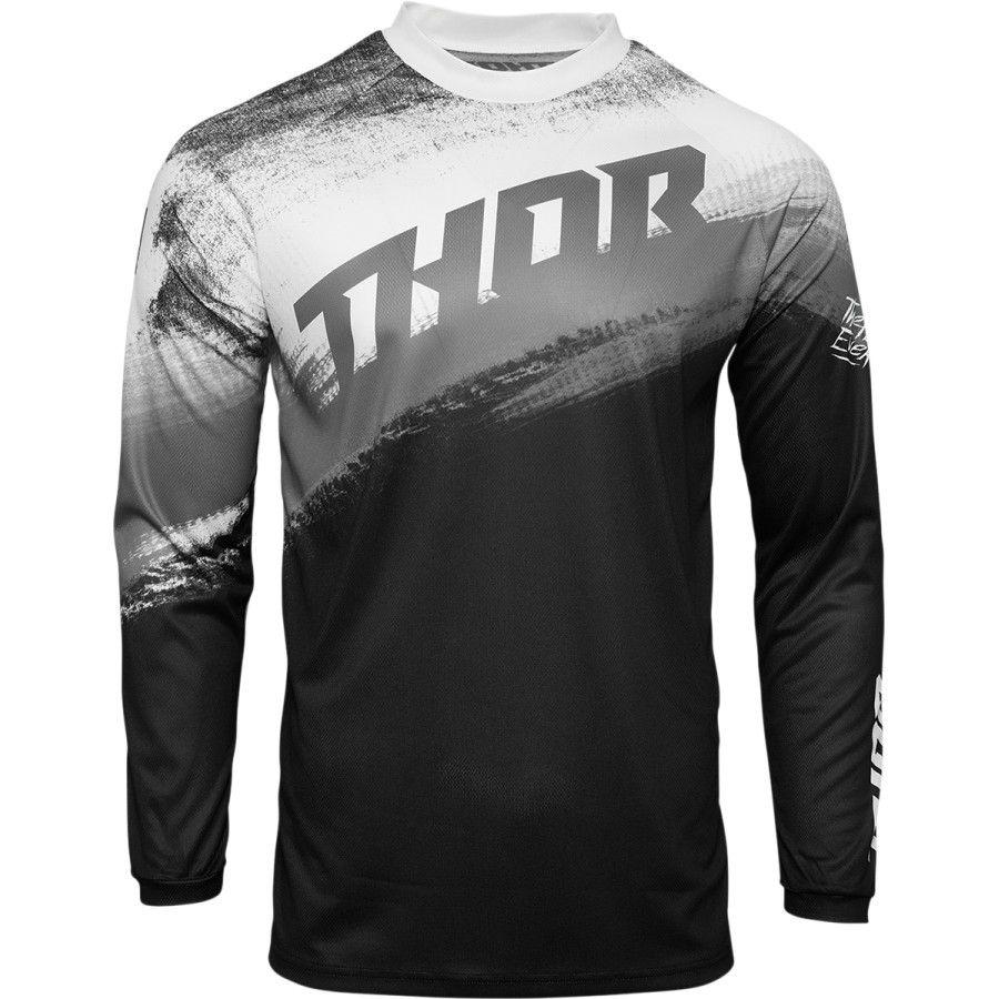 Camisa Thor Sector Vapor - Preta