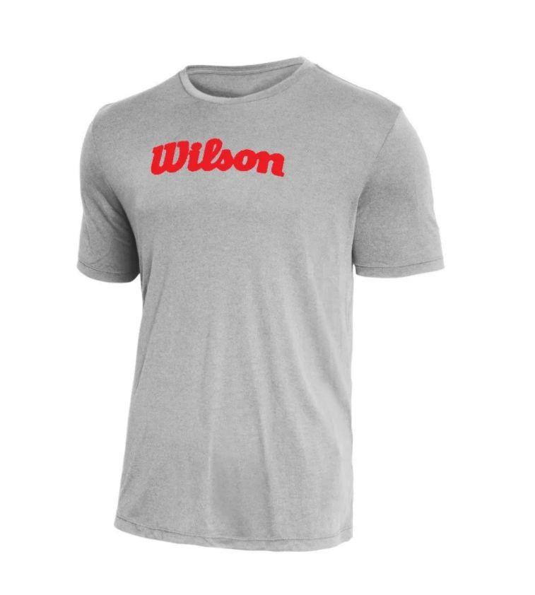 Camiseta Wilson Match Mescla