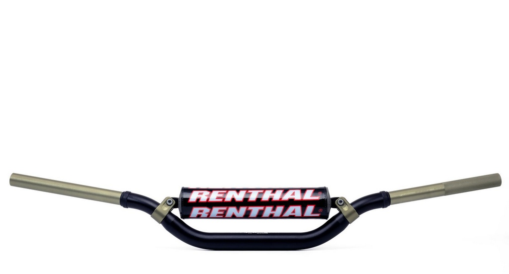 Guidão Renthal Twinwall Villopoto / Stewart / Emig Médio 93mm