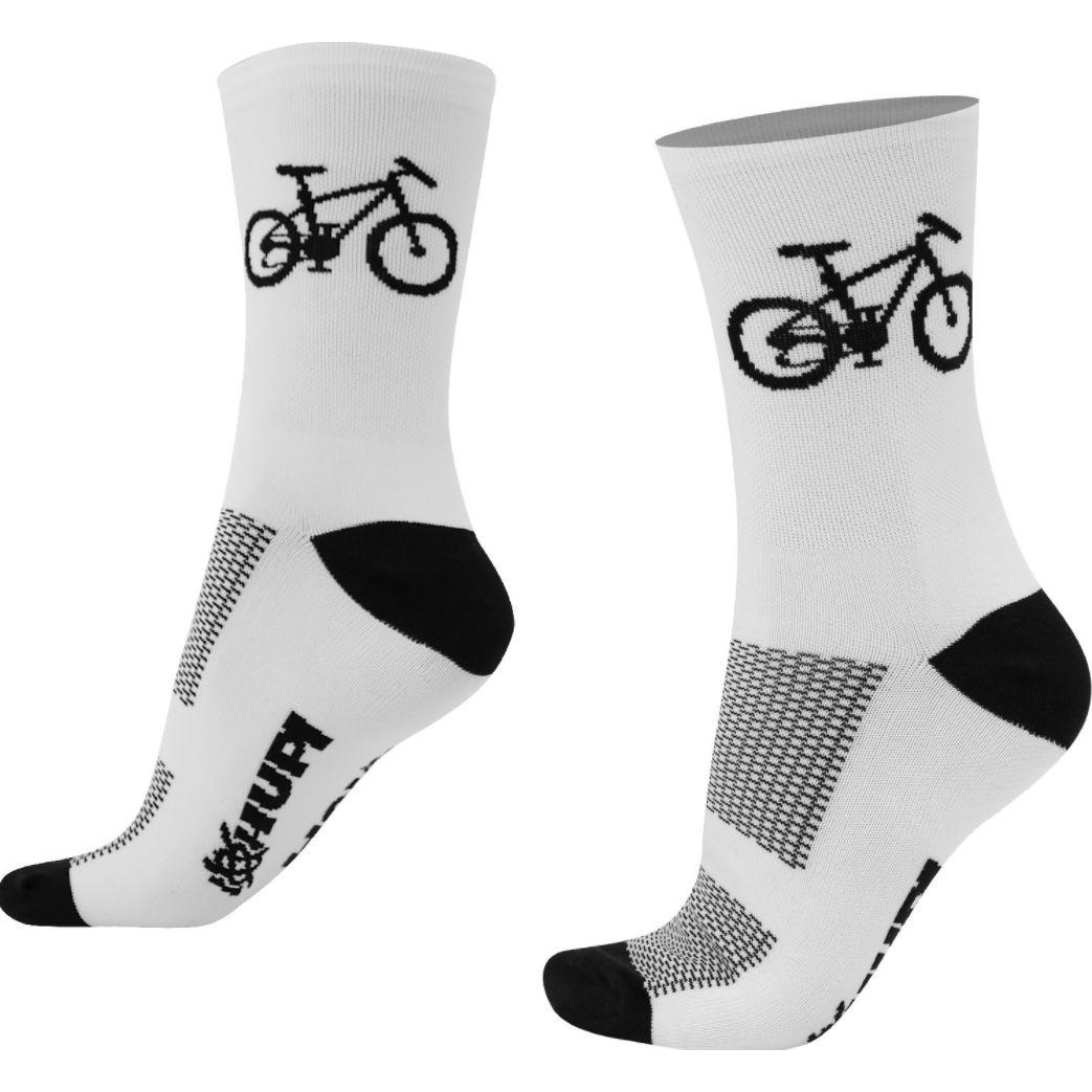 Meia De Corrida Ciclismo Hupi Bikinha