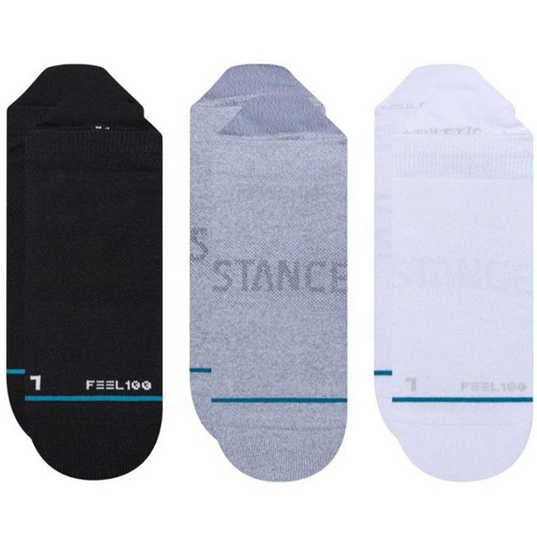 Meia Stance Invisible Prime Tab Pacote Com 3 Pares - Diversas